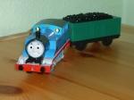 Паровоз Томас говорящий с меняющимся выражением лица Б/У