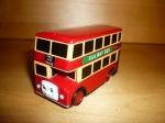 Автобус Балджи красный с мотором Б/У