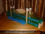 Большой подвесной мост Б/У