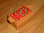 Груз ящик с яблоками Б/У