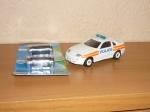 Машинка полиция с мотором #1 Б/У