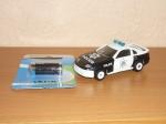 Машинка полиция с мотором #2  Б/У