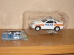Машинка полиция с мотором #3  Б/У