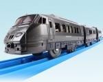 Пассажирский поезд JR KYUSHU SERIUS НОВЫЙ