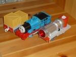 Паровоз Томас и реактивный двигатель Б/У