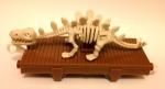 Вагон со скелетом динозавра НОВЫЙ
